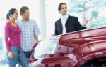 Comercial coches en Inglaterra
