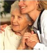 Cuidar a mayores en Inglatera