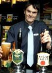 trabajar en un pub en Inglaterra